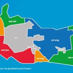 Kaart planning Uden 2